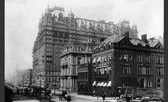 Vanderbuilt Mansion once on 5th Avenue, NYC