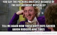 Packers vs Seahawks Meme