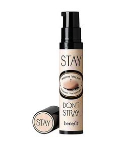"Benefit: ""Stay Don't Stray"" Eye Makeup Primer- Great for long days on the set! #Scandal"