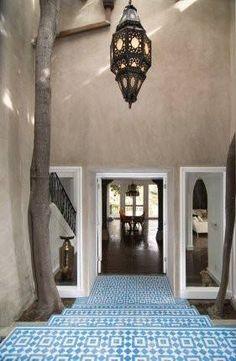 Simple moroccan Interior design