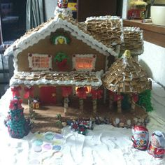 Ultimate Gingerbread - Photos