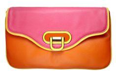 purs, color combos, spring colors, bag, clutch, color combinations, bright colors