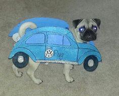 "VW ""Pug"" costume"