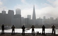 Welcome to the City by the Bay for Fleet Week San Francisco (U.S. Marine Corps photo by Sgt. Christopher O'Quin)