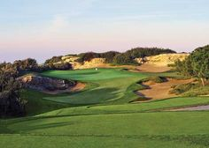 Newport Beach Golf Course!