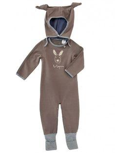 Jumpsuit - Enfant Boy (Sarsaparilla)