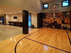 Fun Ideas for Kids Basement Playroom