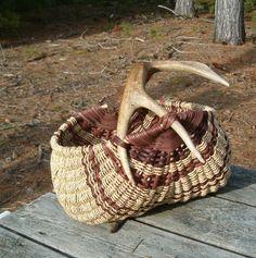 Neat Antler Basket
