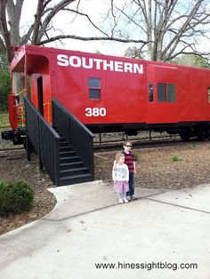 All Aboard! Historic Pullen Park