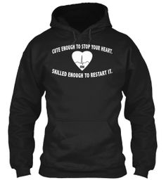 SKILLED ENOUGH Nurse-Hoodie