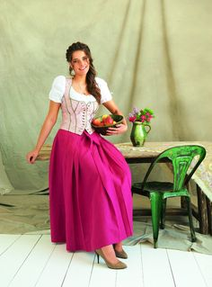 Long Skirt plus size sewing pattern.