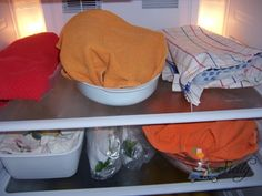 TIPS AND TRICKS: How to keep vegetables lasting long in the refrigerator =)