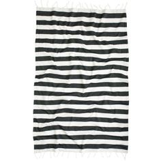 Nine Space for J.Crew beach towel found on Polyvore