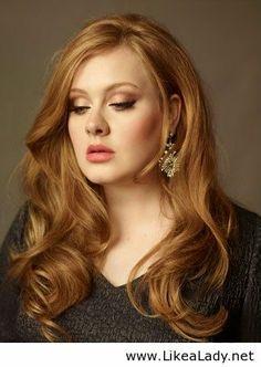 Adele is beautiful