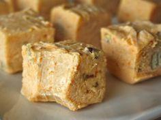 Sweet Potato Fudge