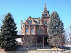 St Joseph, MO A. E. McKinney House