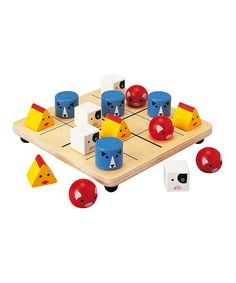 Take a look at this Animal Puzzle by PlanToys on #zulily today!