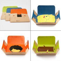 Transformer Filepack - Yanko Design
