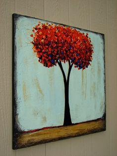 I like this. tree, color