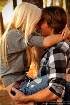 Country girl + Southern boy = i want this