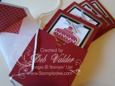 Transform your Envelope Punch Board into a Box with Deb Valder