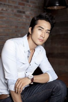 Song Seung-heon-autumn in my heart