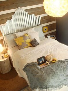 Boho Farm and Home: Master Bedroom Inspiration... this is really fun