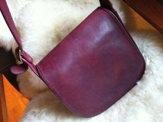 Vintage Coach 70s Patricias Legacy Bag Made in by ThePaintedSaddle, $89.00