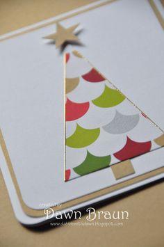 Handmade Christmas Cards.