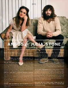 angus and julia