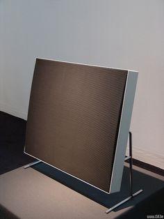 Braun LE 1 Electrostatic Speakers.  Classic!
