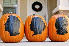 Halloween Silhouette Pumpkins 1 websized
