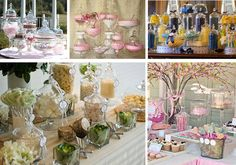 Formas de decorar tu evento con cristal