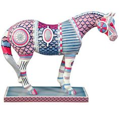 Trail of Painted Ponies - Painted Lady Pony -2E/4590
