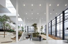 Conference Center in Corporate Campus Apeldoorn / ADP Architects