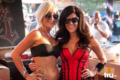 Hot In Their Shades | Full Throttle Saloon