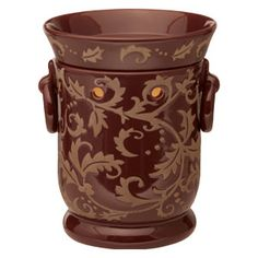 Plum Garland Full-Size Scentsy Warmer