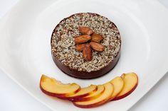4 Ingredient Silk Chocolate Mini Cake GF & V