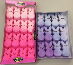 How to Give PEEPS a Chic Ombré Makeover