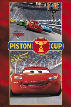 I like the piston cup circle