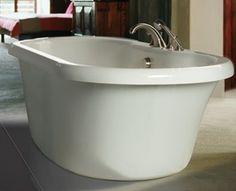 feature walls on pinterest freestanding bathtub