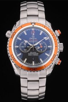 #Omega #Seamaster Planet Ocean #Watch