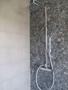 Badkamer idee n on pinterest 75 pins - Muurbekleding voor badkamers ...