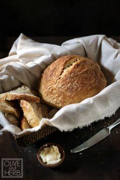 Dutch Oven Beer Bread