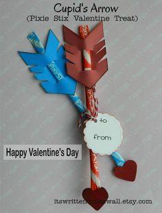#ValentinesDay  #CupidsArrow #ValentinesDayTreat  See more details