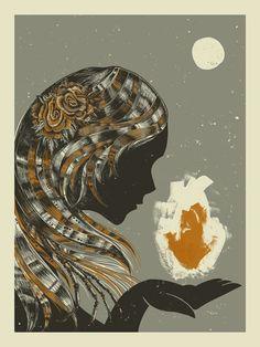 Witch Art Print v2