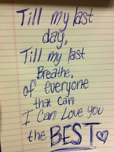 JUSTIN MOORE TIL MY LAST DAY<3