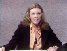 Jane Curtain was the first female co-anchor on Weekend Update.