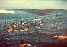 tahiti, surfs up, the wave, the ocean, sea