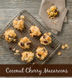 Coconut Cranberry Ma